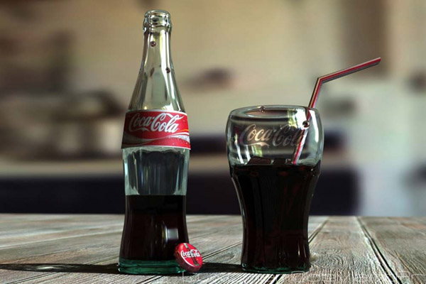 Coca-cola 1 л